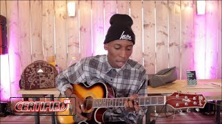 Samm Henshaw - Say Your Piece   Certified UK [S.2 EP.45]