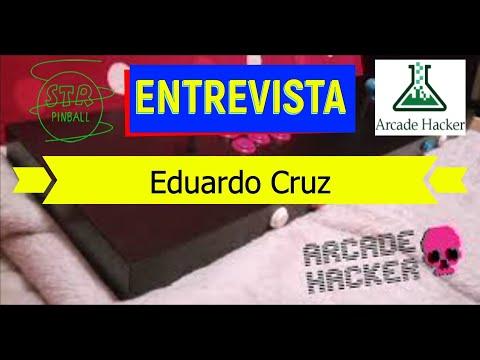 #14-ED Entrevista en Diferido con Eduardo Cruz de Arcade Hacker