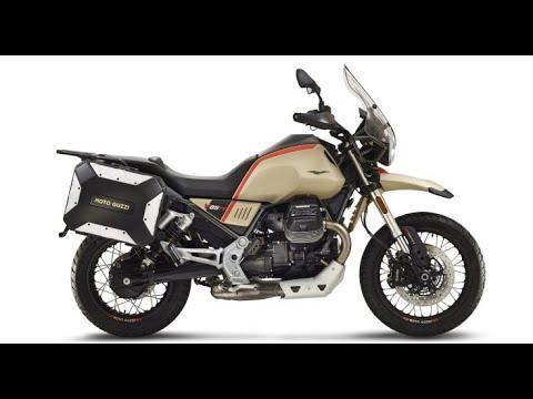 Moto Guzzi V85TT Travel Edition | Motosx1000