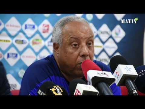 Les entraîneurs du Raja et du MAT s'expriment après le match de la 26è journée de la Botola