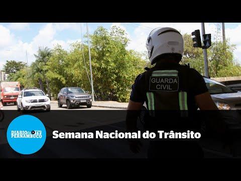 Detran-PE realiza ações na Semana Nacional do Trânsito