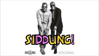 Voicemail - Siddung | prod. by Culture Rock Records 2017