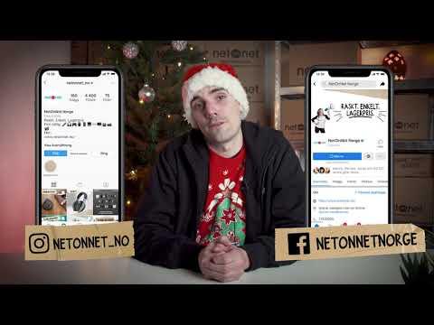 Julegavetips fra NetOnNet