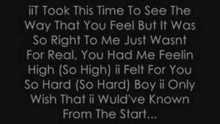 Nina sky-really didn't matter with lyrics