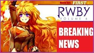 RWBY Volume 6 Air Date + Adam Taurus Character Short News