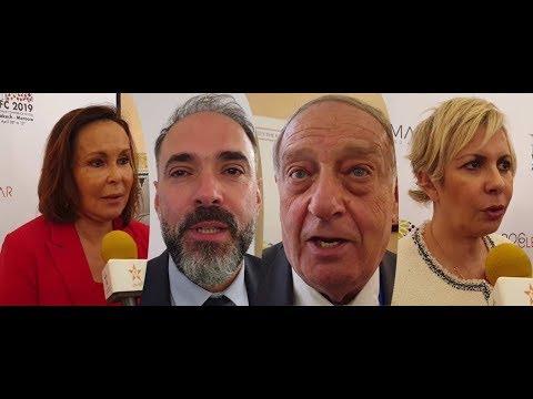 Video : WFC : Le projet d'une fédération mondiale annoncé à Marrakech