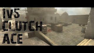 CS:GO 1v5 Ace With Reactions (English Subtitles)