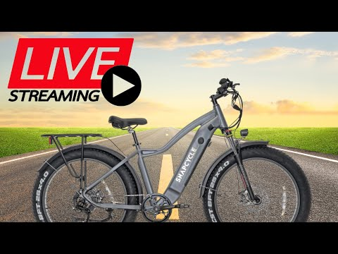 Snapcycle R1 - Live Electric bike Review
