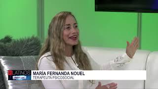 María Fernanda Nouel, está en el programa