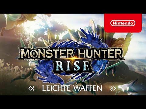 MONSTER HUNTER RISE ? Leichte Waffen (Nintendo Switch)