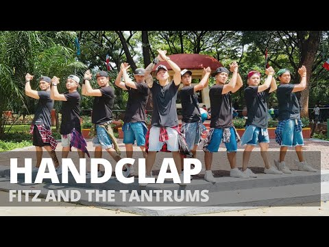 Download Video HANDCLAP By Fitz And The Tantrums | Zumba® | Pop | Kramer Pastrana