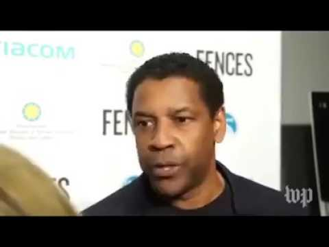 Mr. Denzel Washington is a very intelligent man. Tsem Rinpoche