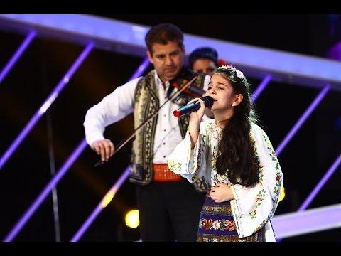 Maria Ciobanu - Amărâtă turturea. Vezi interpretarea Ioanei Dima, la Next Star!