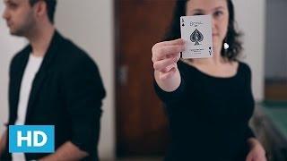 Como fazer a Mágica da Carta Invertida