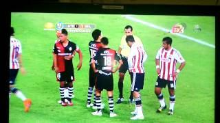 Falla penal Ponchito gonzales  ATLAS VS ÇHIVAS