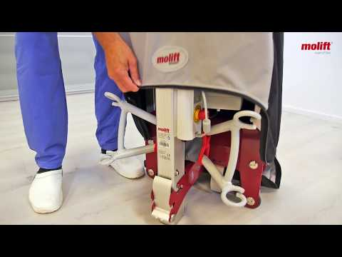 Learn how to pack a Molift Smart 150 hoist in a Smart Bag