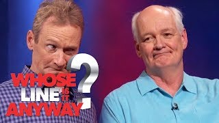 Best Whose Line Scenes From a Hat Part 1 width=