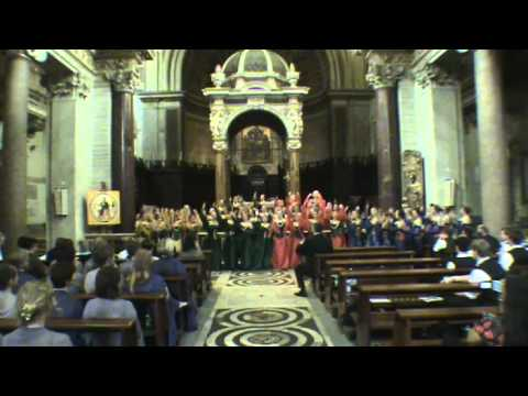 Choir Report: Musica Sacra a Roma 2011 – Hoërskool Jeugland Girls Choir (ZA)