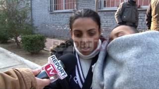 Report TV - Tiranë, gruaja shtatzënë apel për ndihmë: Dua strehë për fëmijët