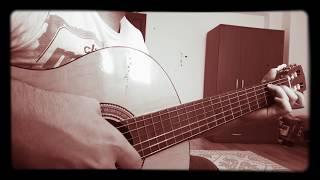 """Cahit Oben - """"En büyük Şaban"""" Gitar  (Kemal Sunal Film Fon Müziği Soundtrack)"""
