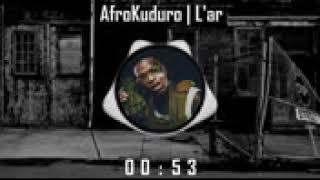 FREE  Afro Kuduro   'L'ar' Prod AbaloNews AfroKuduro instrumental   2018 144p