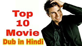 Top 10 movies of Tom Cruise | All movies  dubbed in hindi