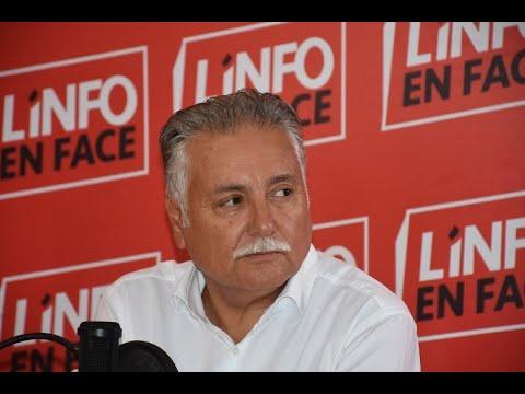 Video : Nabil Benabdallah fait sa rentrée sur L'Info en Face