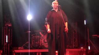 Nosowska - Hey Boy Hey Girl - live - 2017.05.03 - Wrocław, Hala Stulecia