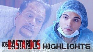 Don Roman, binigyan ng payo si Connor tungkol lovelife   PHR Presents Los Bastardos (With Eng Subs)