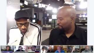 MyFOXLA Google+ Hangout: RZA, The Man With The Iron Fists