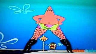 Patrick dancing in heels