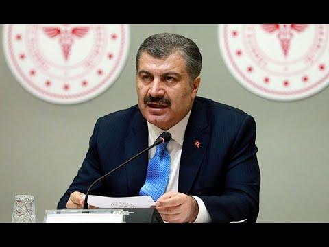 Sağlık Bakanı Fahrettin Koca 'salgında birinci dönemi tamamladık' dedi ve yeni dönemin adını koydu