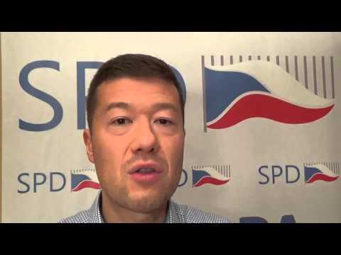 Tomio Okamura: S těmi důchody to už Sobotka s Babišem opravdu přehnali