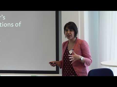 Dorsa Sadig, Stanford University - part 1 of 3 - HSSCPS 2018