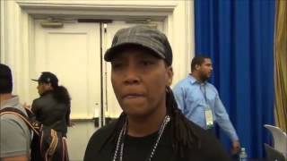 Ann Wolfe on Ronda Rousey   'My daughter would whoop her mother F^&$%# ass!'