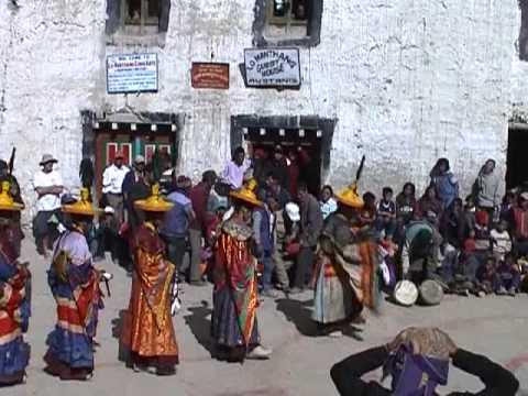 Nepal – Mustang – Part 3 – Tiji Festival