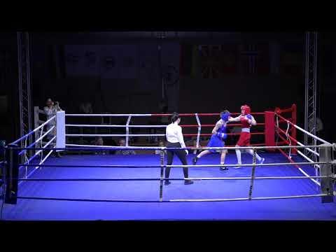 Сербия-2019 финал 51 кг Лукас-Кызайбай