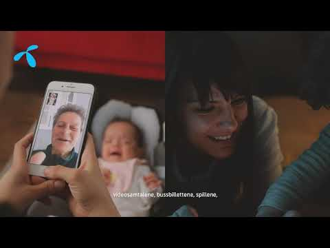 Nyheten Next – et mobilabonnement med ubegrenset data | Telenor Norge