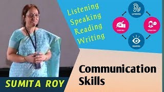 Comunication Skills Class by Dr.Sumita Roy at IMPACT 2012 Hyderabad width=