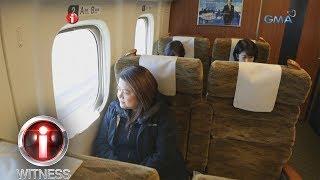 I-Witness: Ang kasaysayan ng 'Shinkansen' o bullet train sa Japan
