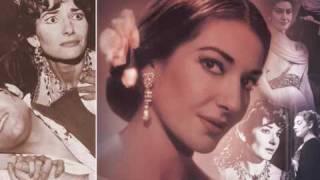 María Callas. Vissi d´arte, Tosca. Giacomo Puccini. Live in Boston 27/2/1974