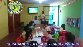 REPASANDO LA CLASE DE LA SA-SE-SI-SO-SU