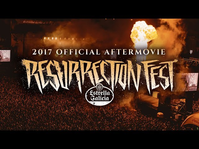 Aftermovie oficial Resurrection Fest 2017