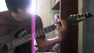 Division minuscula - Televidente cover (segunda guitarra)