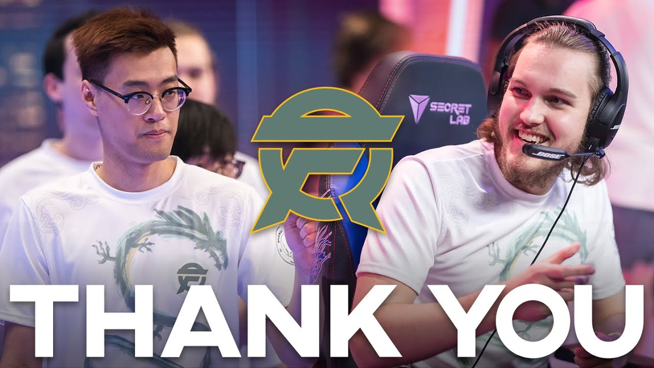 FlyQuest - FlyQuest | Thank you, Santorin and WildTurtle