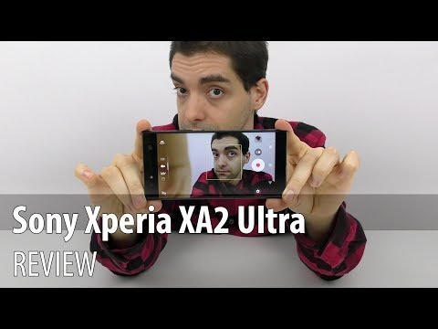 Sony Xperia XA2 Ultra Review în Limba Română