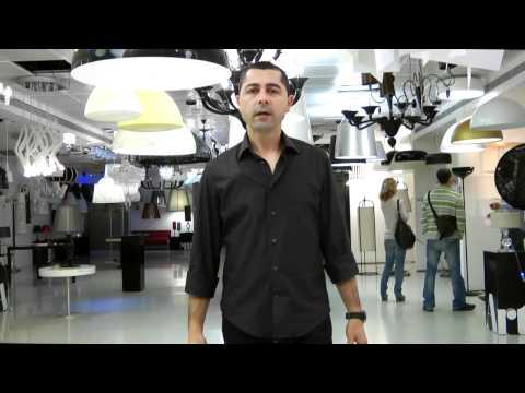 סרטון: תאורת חללים מסחריים