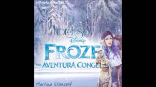 Frozen - Libre Soy Martina Stoessel (CD version completa)