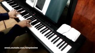 Hikaru Nara 光るなら - Shigatsu wa Kimi no Uso OP {Piano}【 Kimpianime 】[빛난다면 - 4월은 너의 거짓말 OP]
