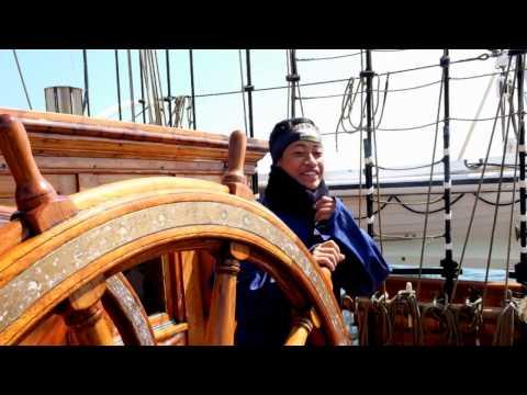 Olympic Voyage 2016 - Frederikshavn to Horsens